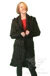BB1 3/4 Fur Knit Cardi