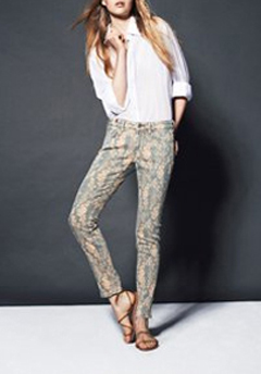 Notify Ankle Zip Jeans at BB1 Classic